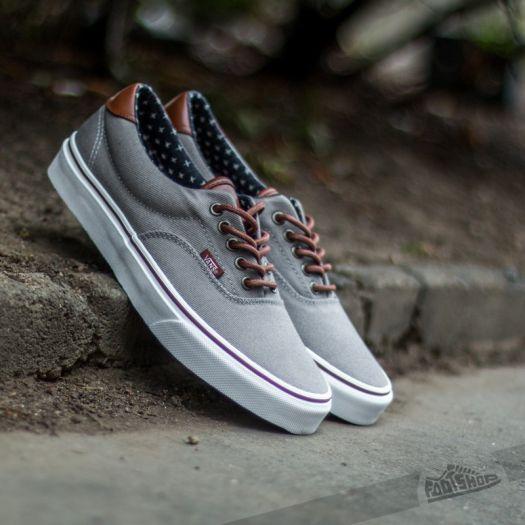 Vans Era 59 (T&L) Frost Gray Plus | Footshop