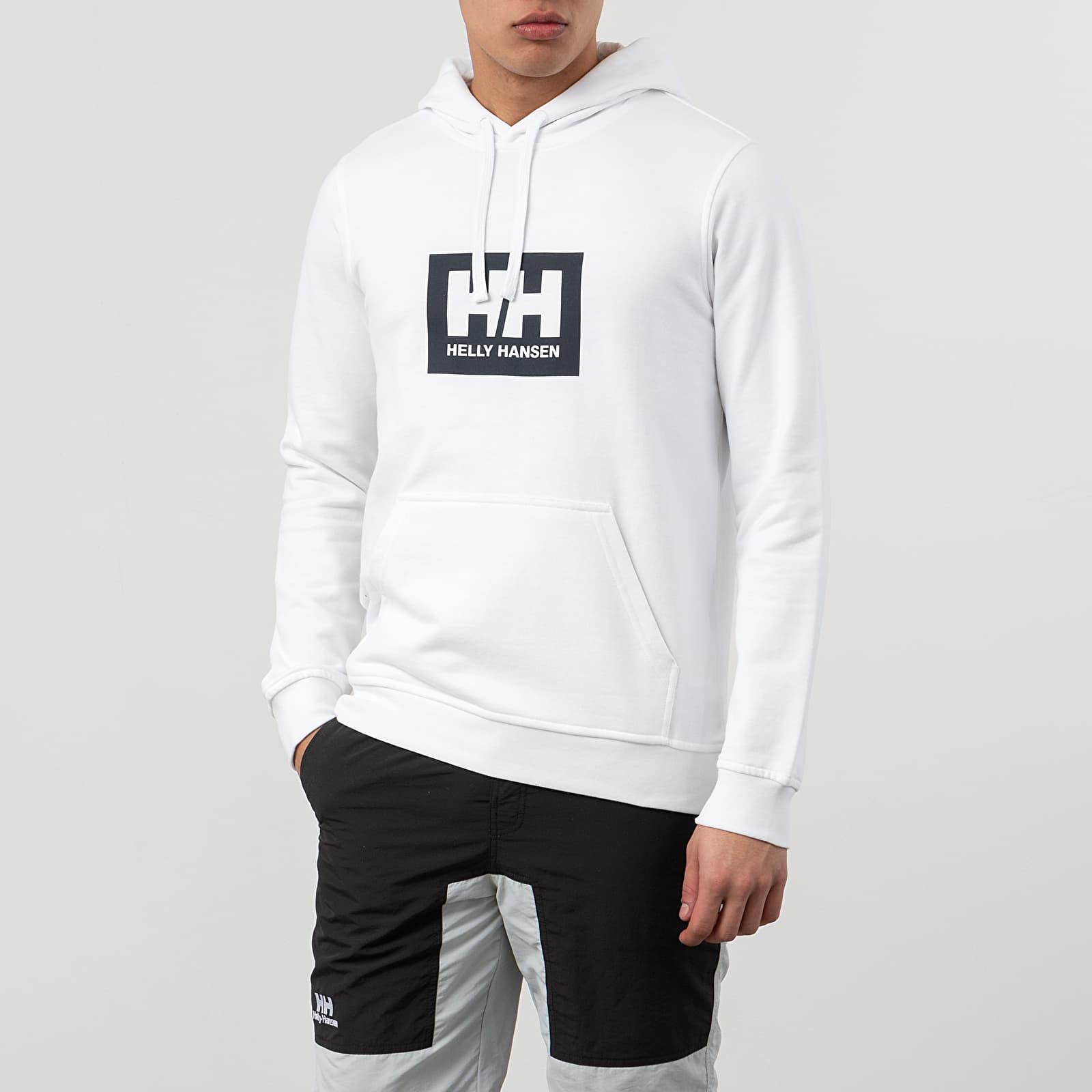 Sweatshirts Helly Hansen Tokyo Hoodie White