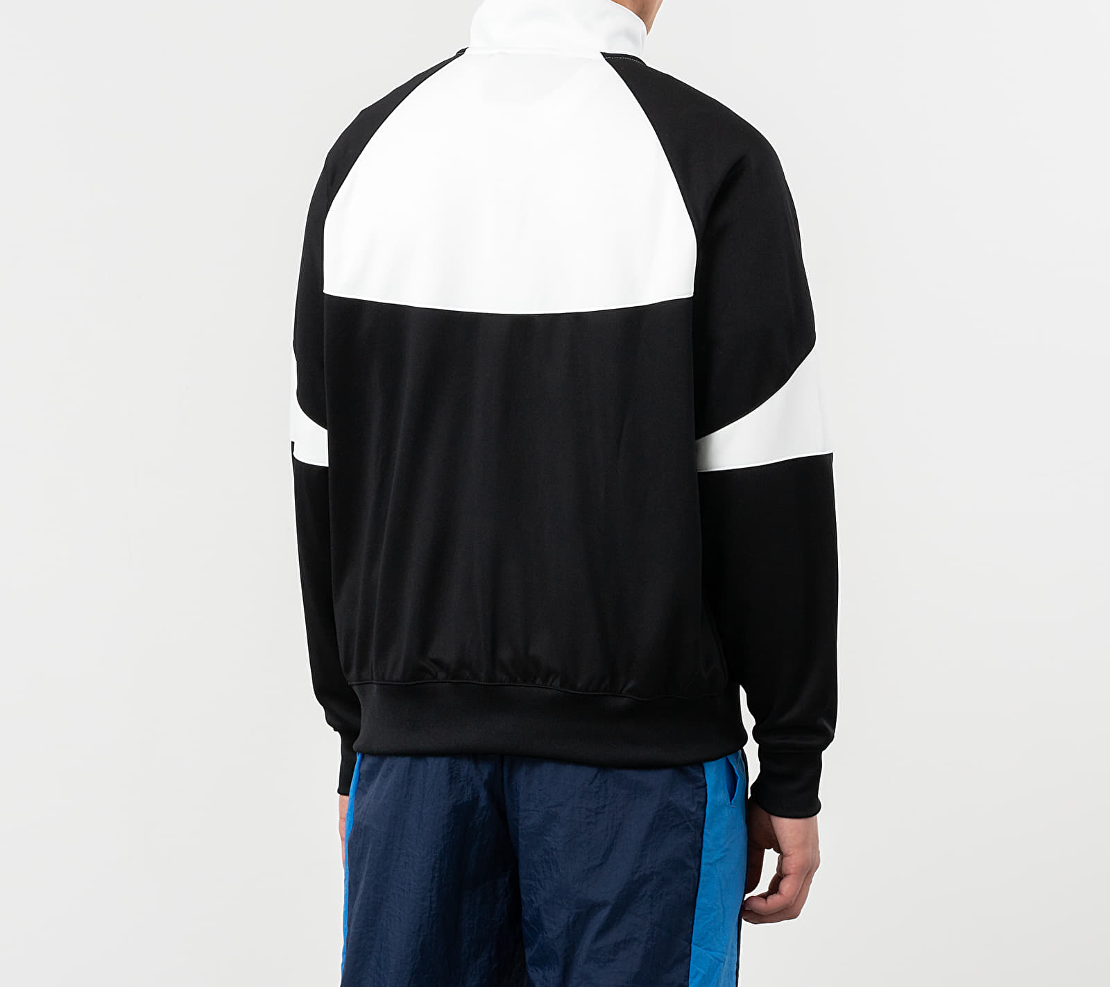 Nike Sportswear Windrunner Jacket Black/ Summit White/ Black