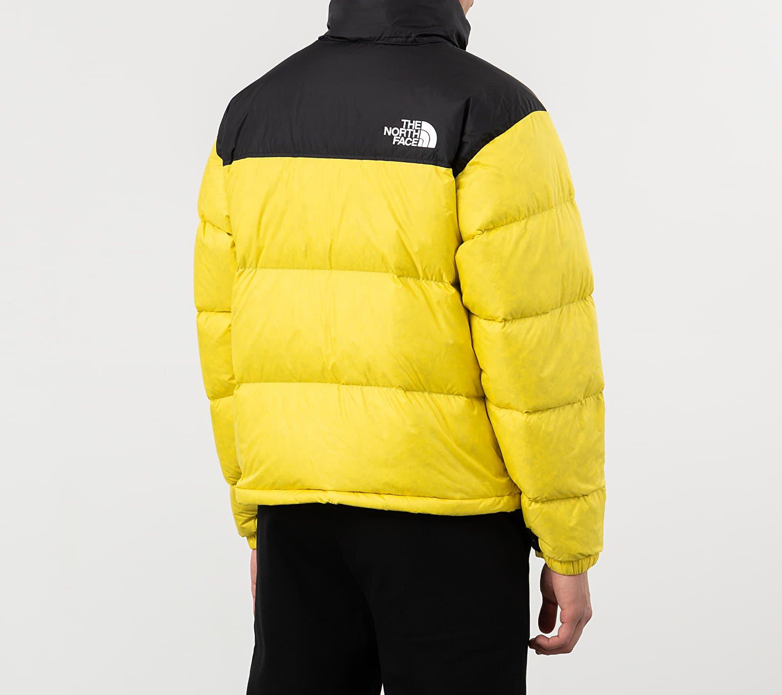 The North Face 1996 Retro Nuptse Jacket Lemon, Yellow