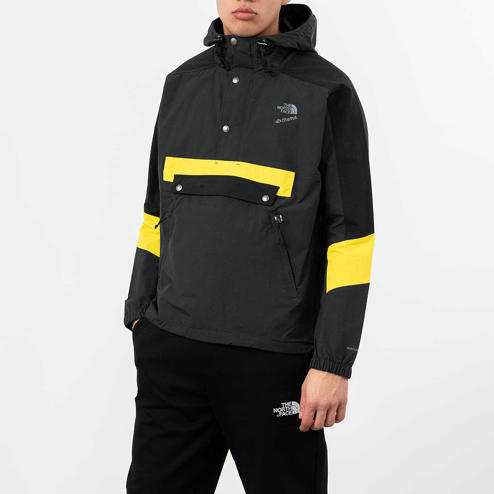 The North Face Extreme Wind Anorak Jacket