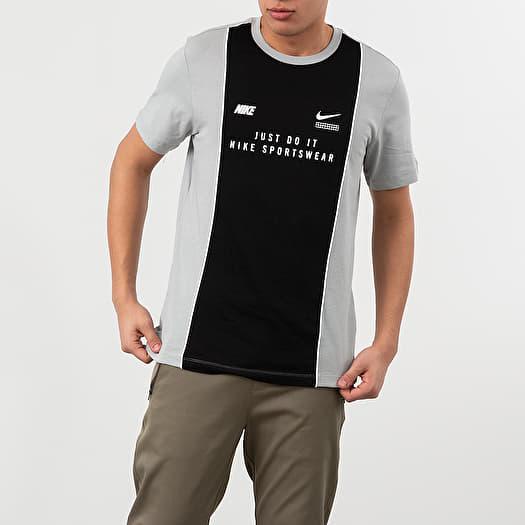 Prigioniero di guerra minaccia sbadigli  T-shirts Nike Sportswear DNA Tee Light Smoke Grey/ Black/ White | Footshop