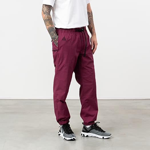 el plastico probable pegar  Pants and jeans Nike ACG Trail Pants Villain Red/ Black/ Black