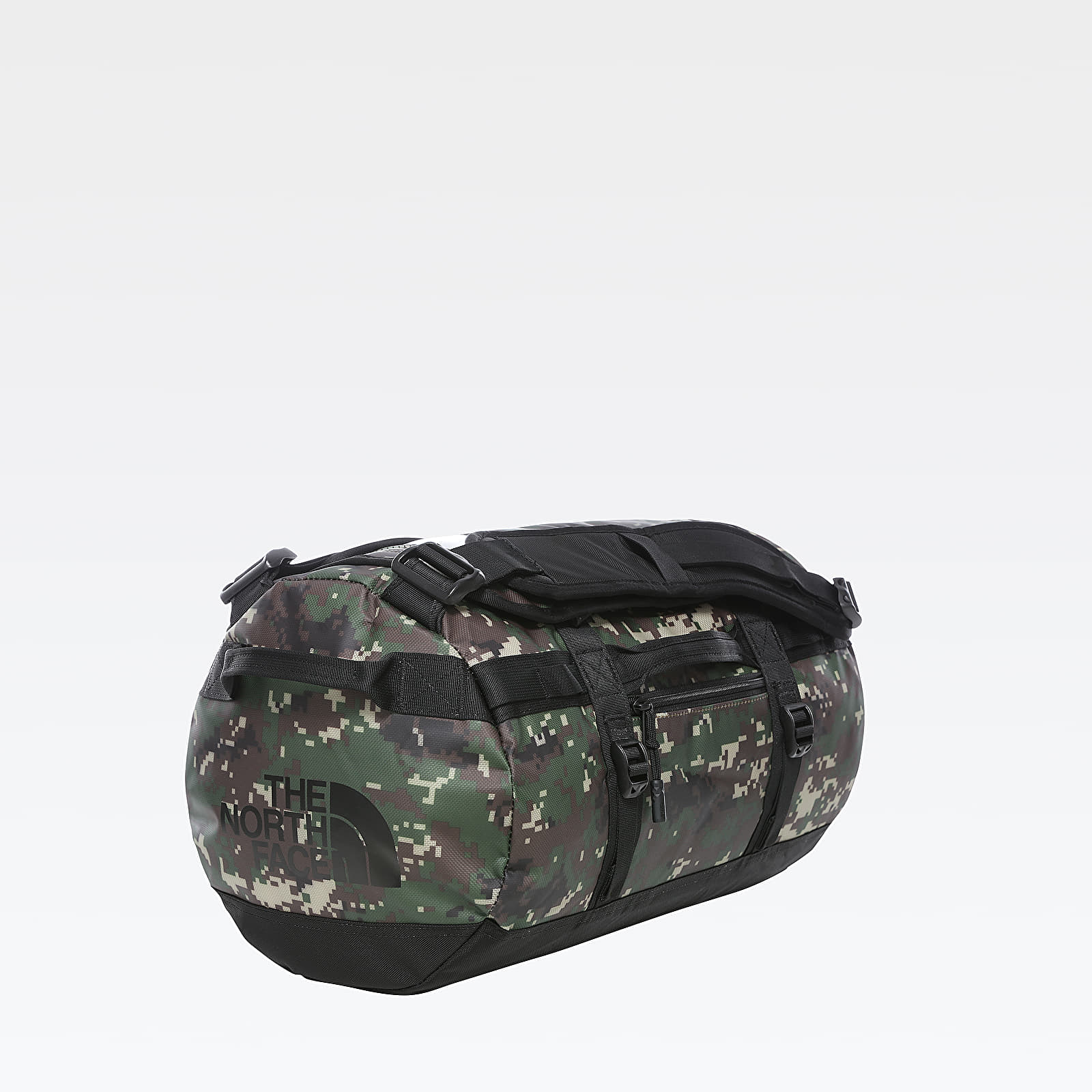 Táskák és hátizsákok The North Face Base Camp Extra Small Duffel Bag Olive