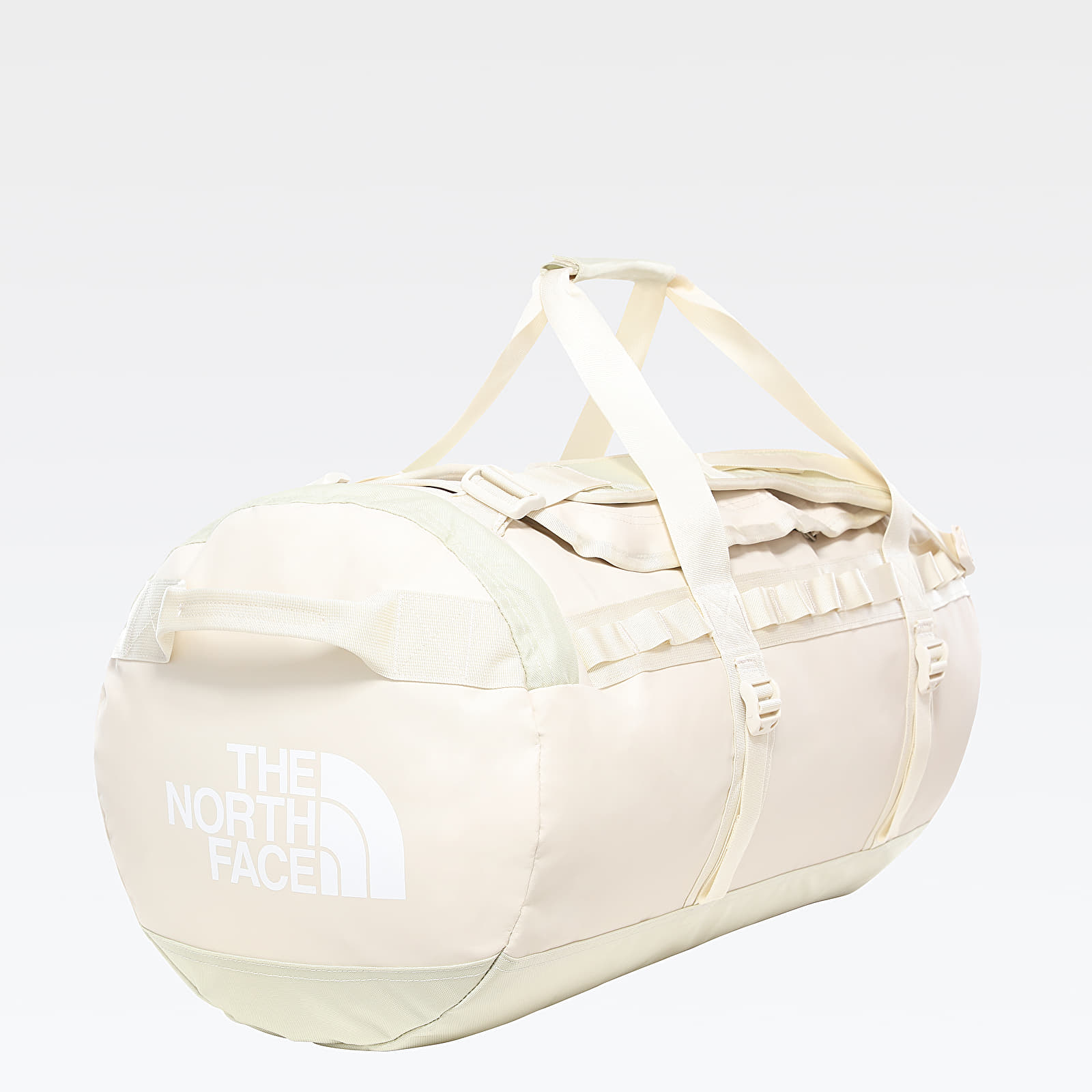 Bags and backpacks The North Face Base Camp Medium Duffel Bag Vintage White