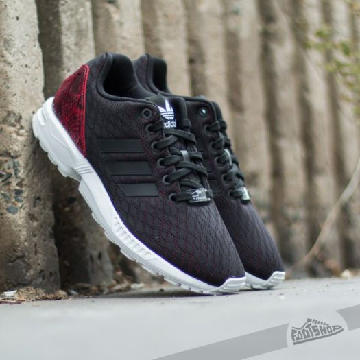 adidas zx flux w core black