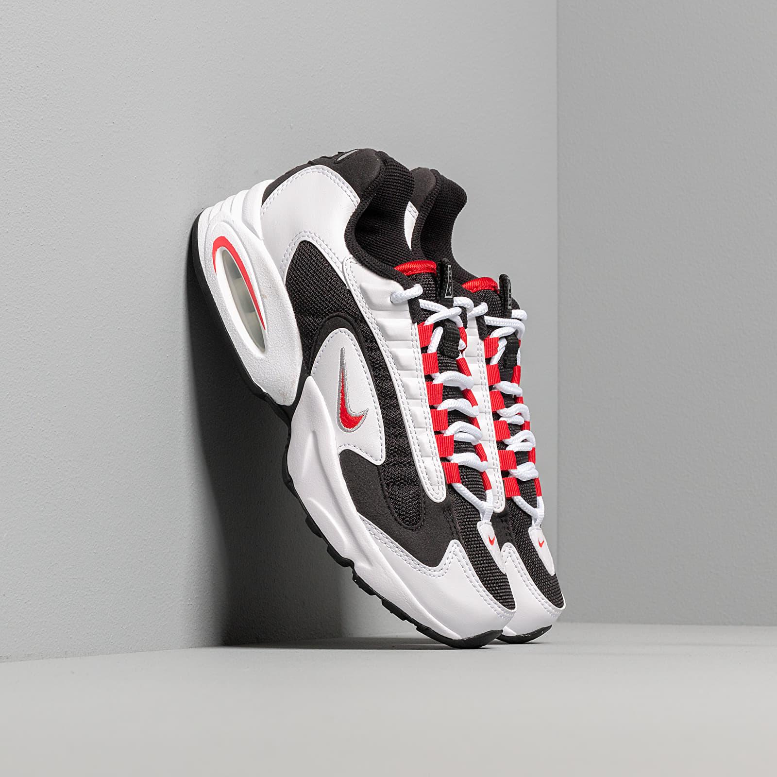 Frauen Nike W Air Max Triax White/ University Red-Black-Silver
