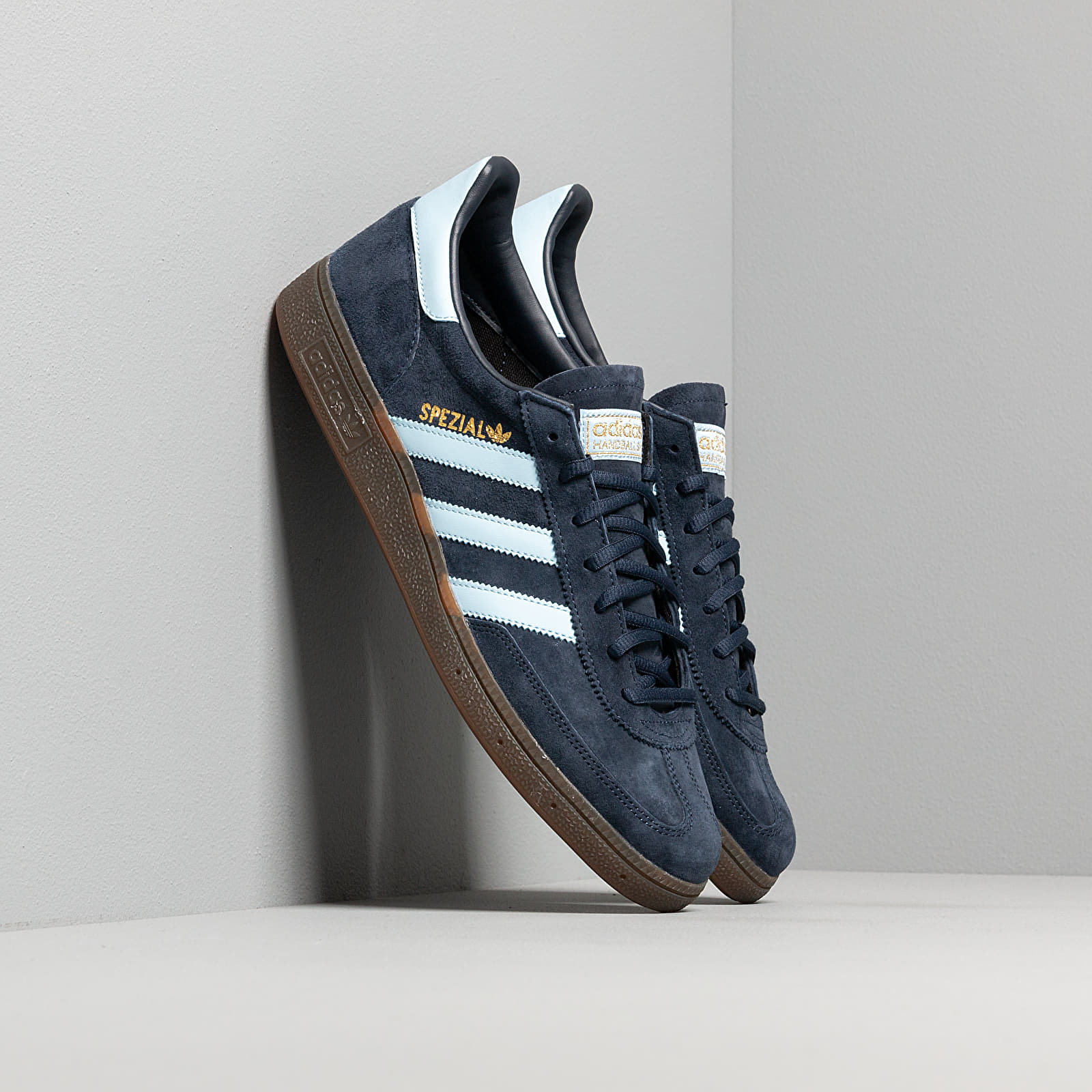 Men's shoes adidas Handball Spezial Core Navy/ Clesky/ Gum5