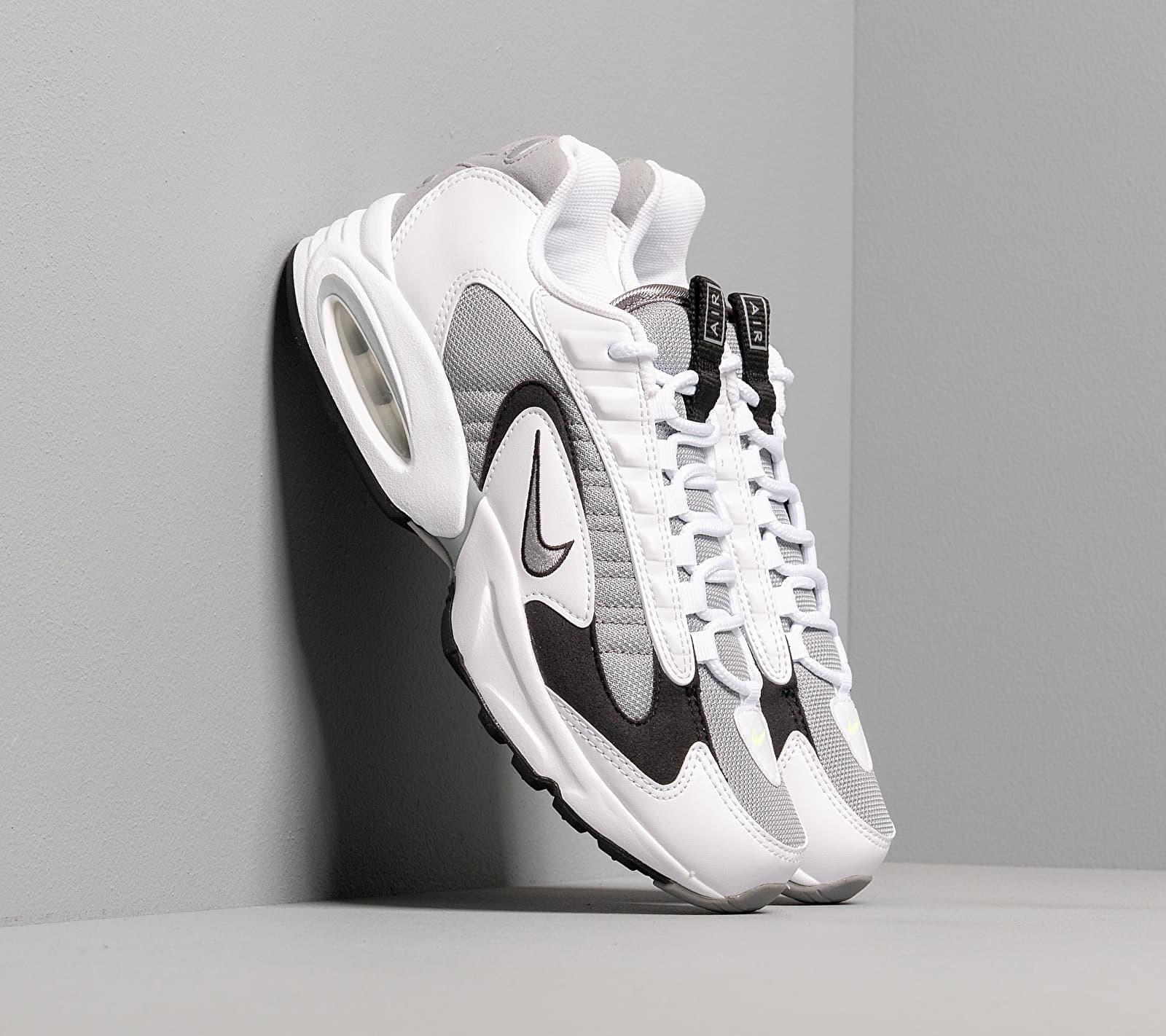 Nike Air Max Triax White/ Particle Grey-Black-Volt EUR 42.5