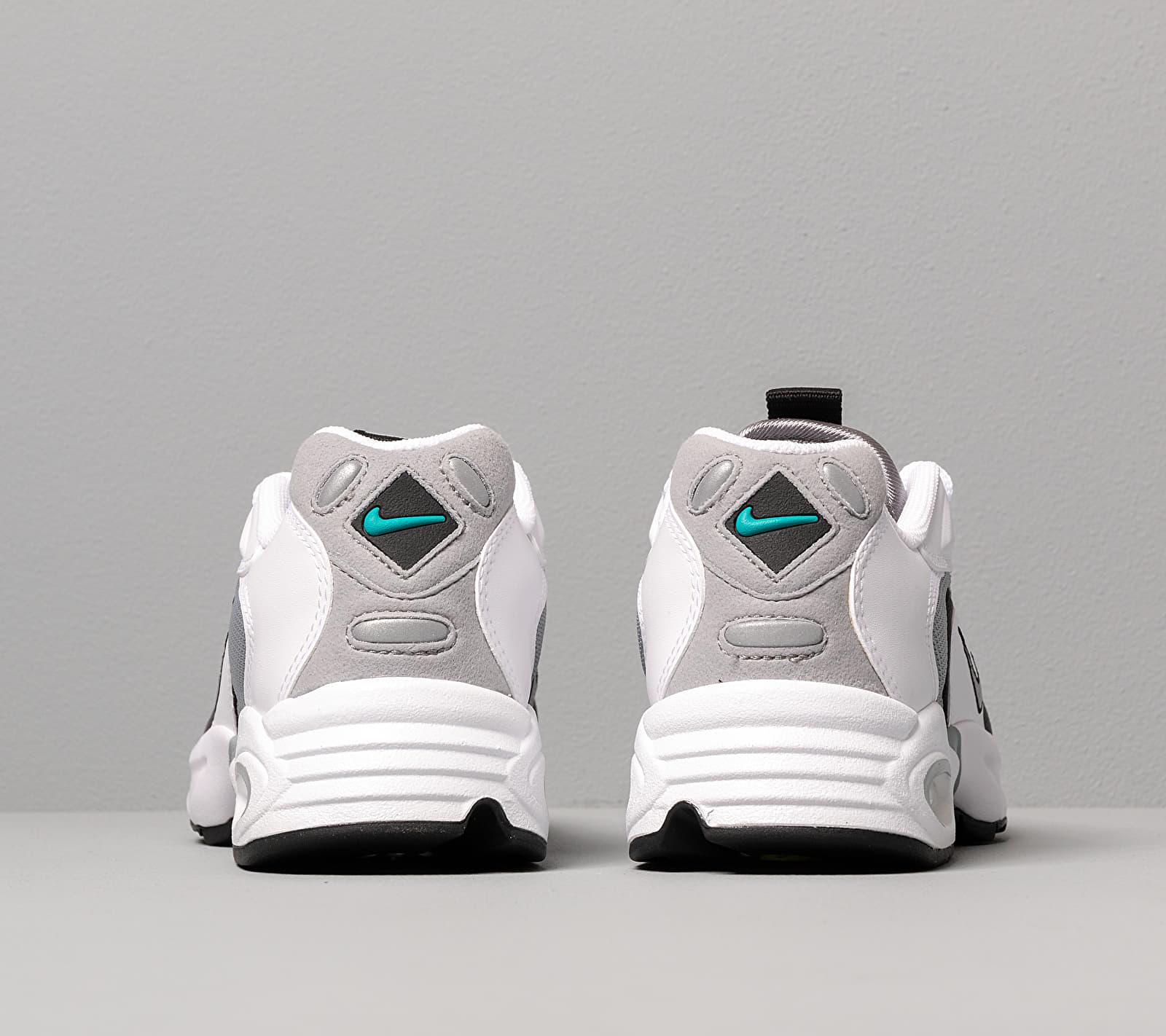 Nike Air Max Triax White/ Particle Grey-Black-Volt