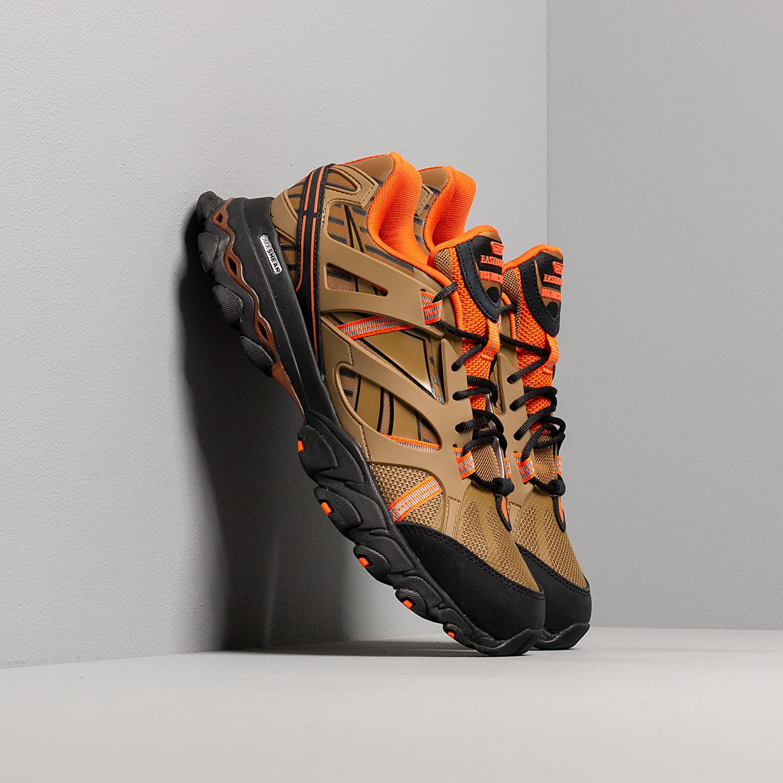Men's shoes Reebok DMX Trail Shadow Golden Brown/ Orange Dusk/ Black
