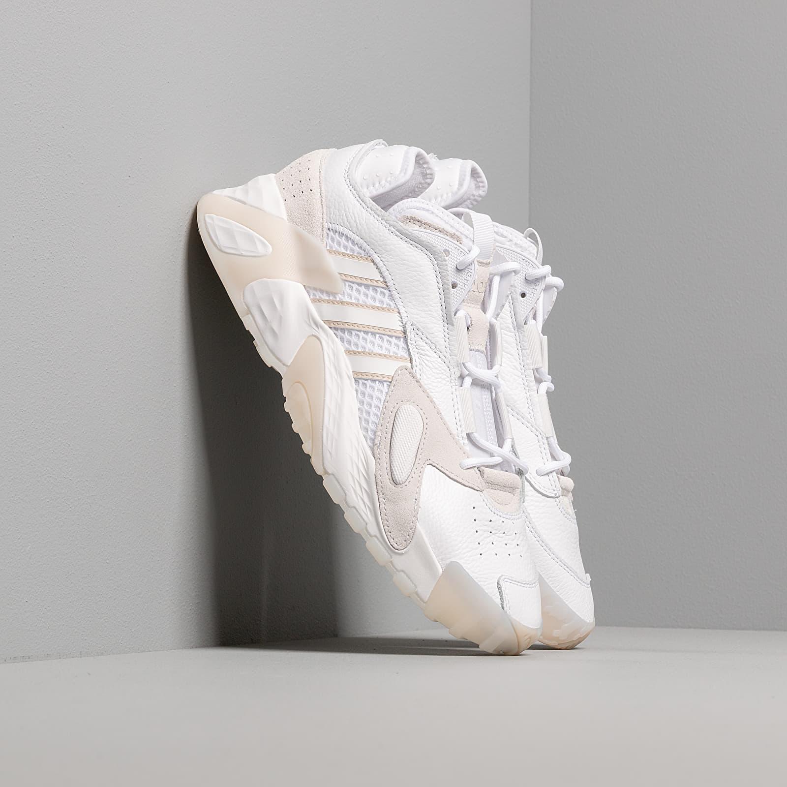 Men's shoes adidas Streetball Ftw White/ Crystal White/ Aluminium