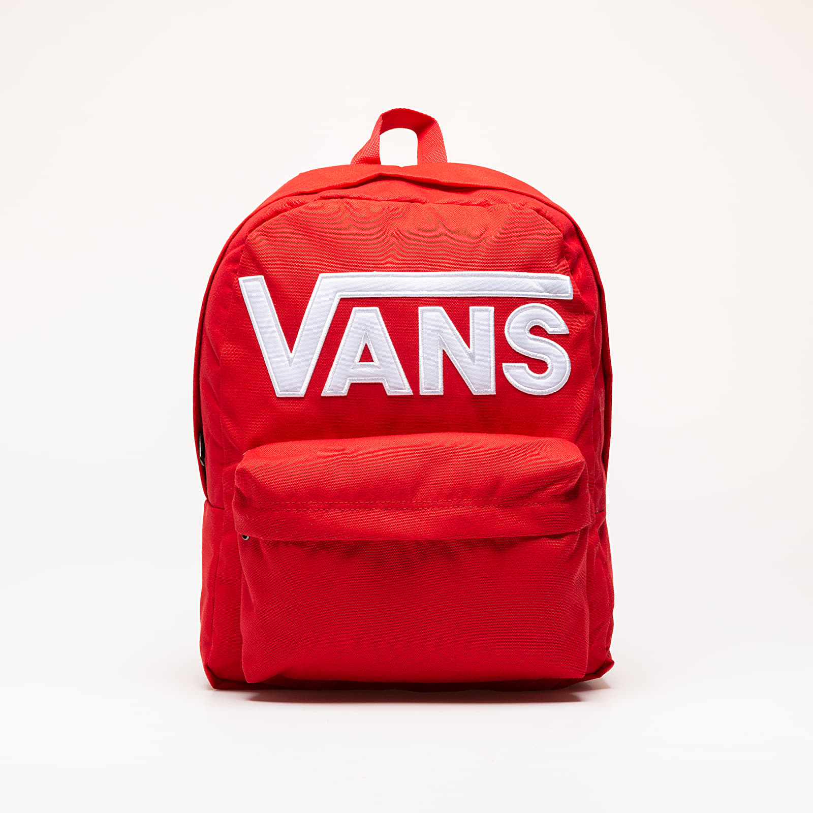 Zaini Vans Old Skool III Backpack Racing Red