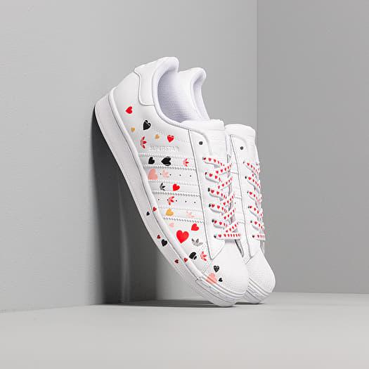 adidas Superstar WFtw White Core Black Glow Pink