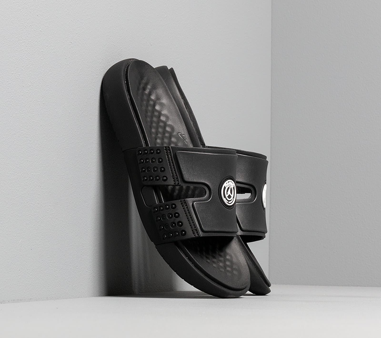 Jordan Hydro 8 QS Black/ White