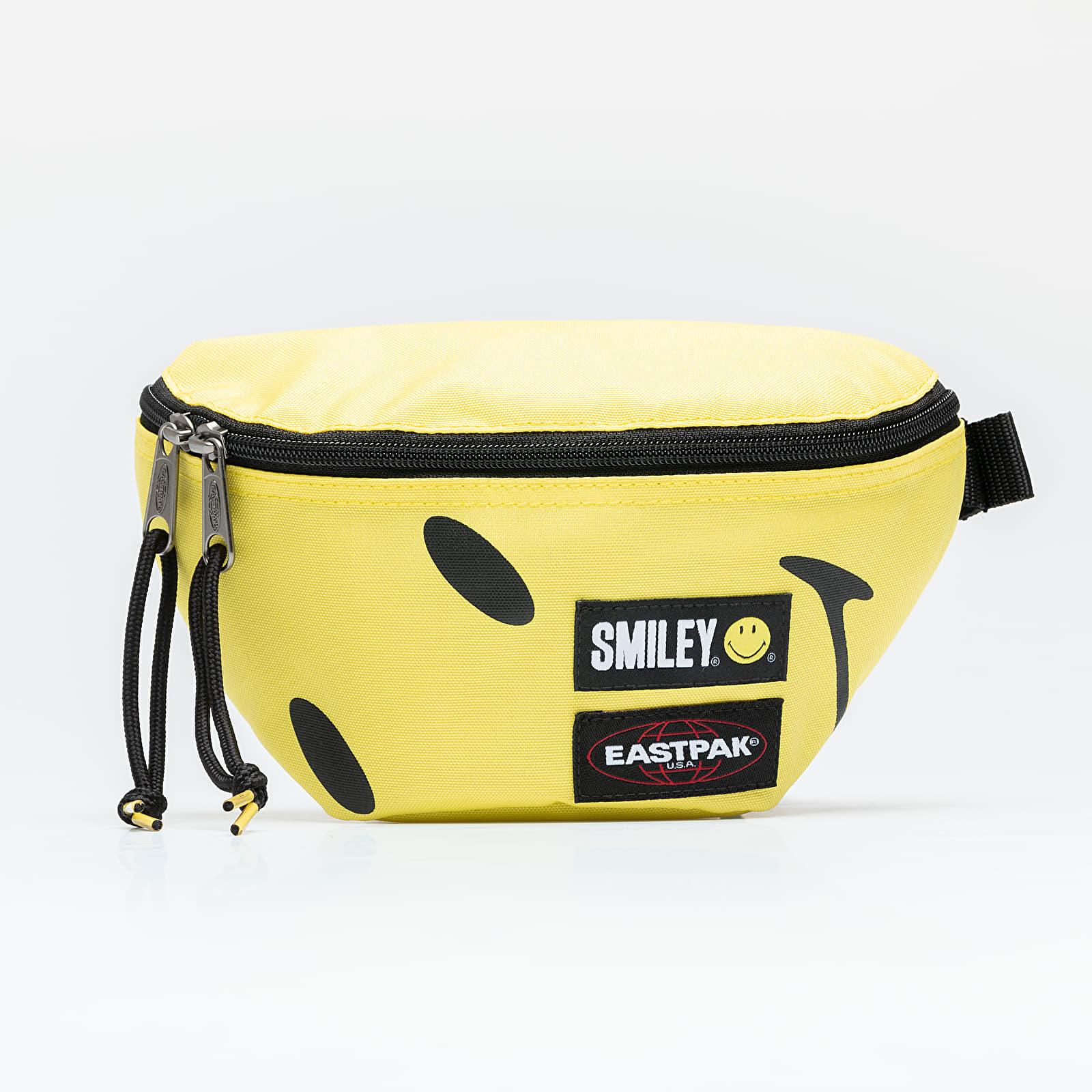 Ledvinky EASTPAK x Smiley Big Springer Waist Bag Yellow