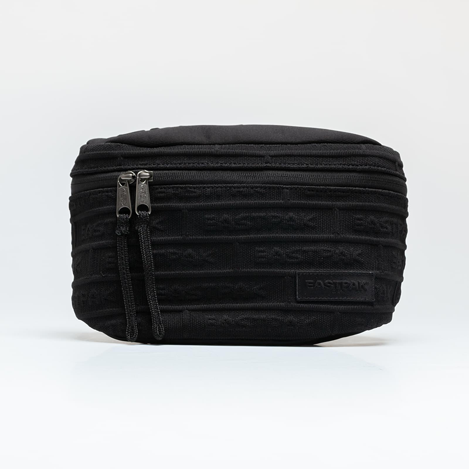 Waist bags EASTPAK Bane Waist Bag Brandknit Black