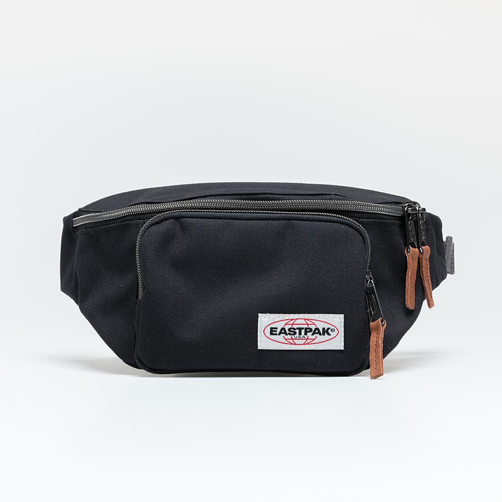 Ledvinky EASTPAK Page Waist Bag Opgrade Black
