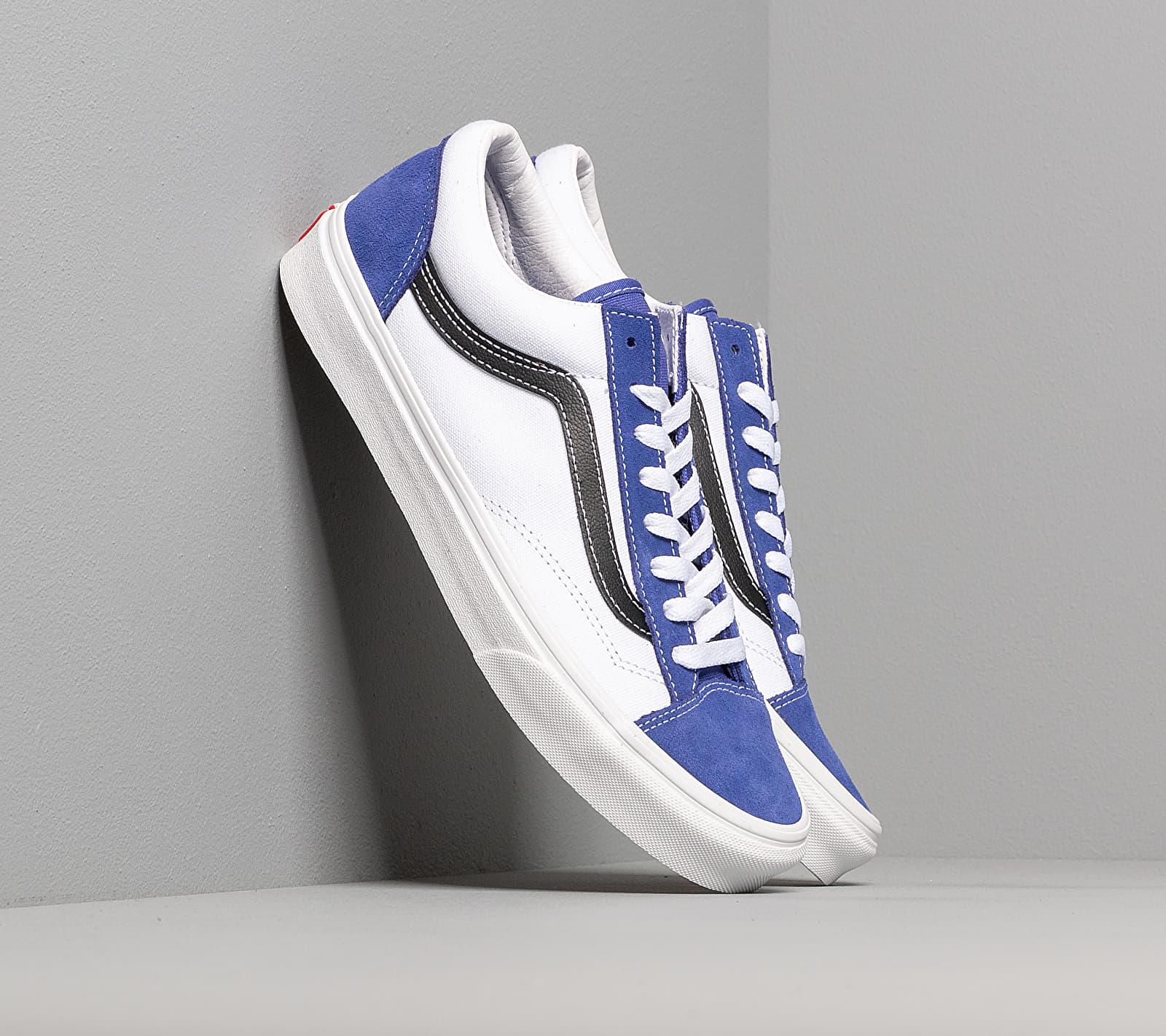 Vans Style 36 (Retro Sport) Royal Blue/ True White, Multicolour