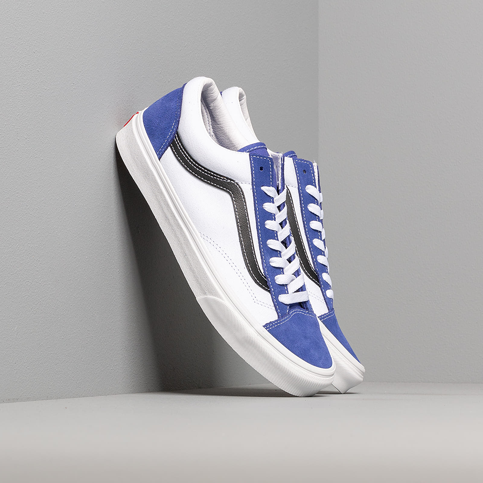 Vans Style 36 (Retro Sport) Royal Blue True White | Footshop