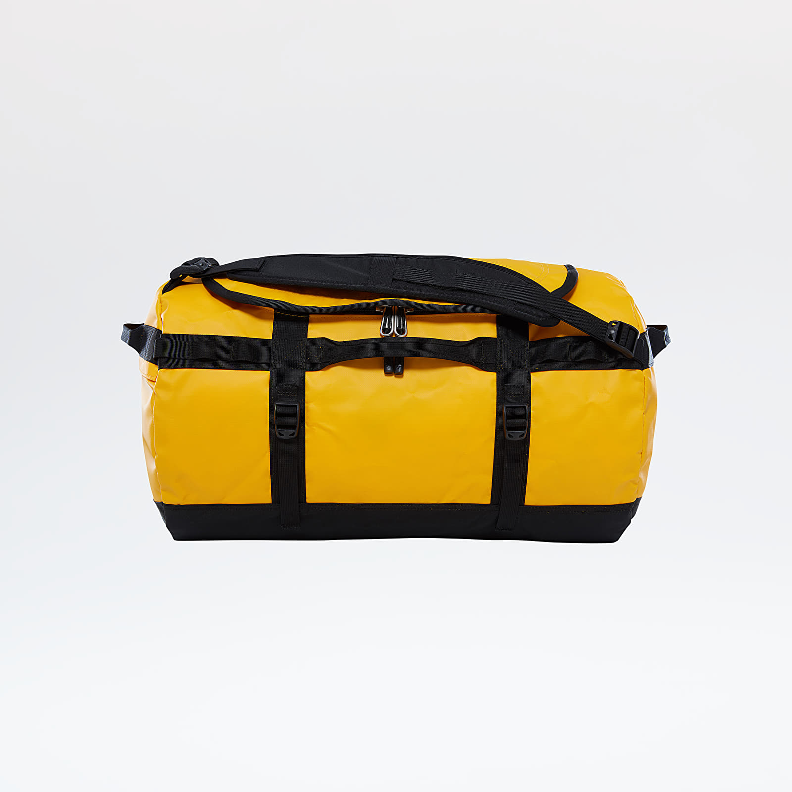 Taschen The North Face Base Camp Small Duffel Summit Gold/ Tnf Black