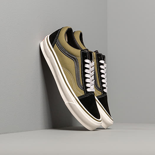 Vans OG Old Skool LX (OG) Black Lizard | Footshop