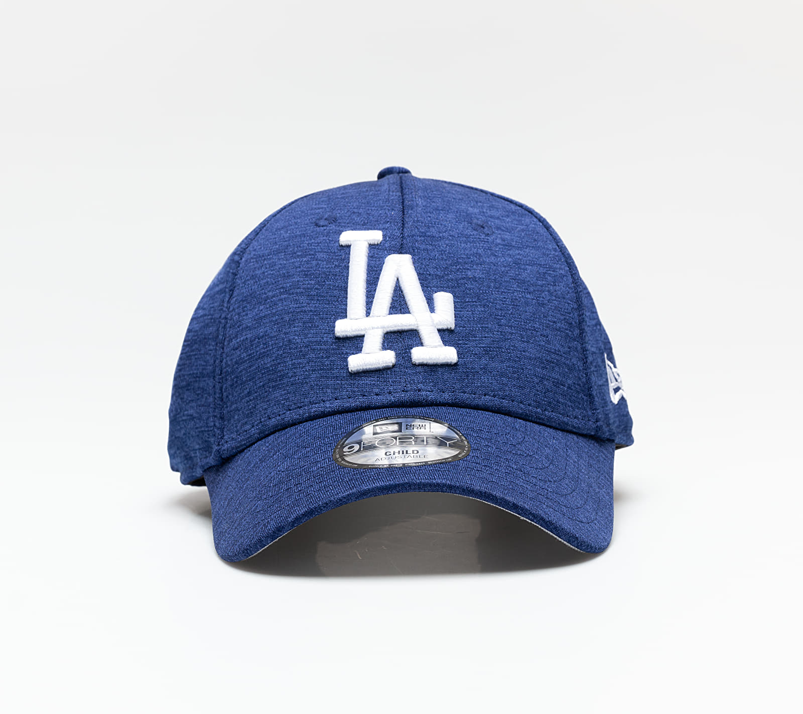 New Era 9Forty MLB Team Shadow Tech Los Angeles Dodgers Cap Blue Child