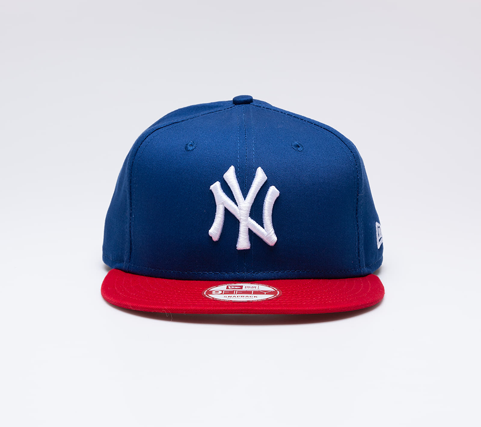 New Era 9Fifty MLB Cotton Block New York Yankees Cap Blue/ Red S-M