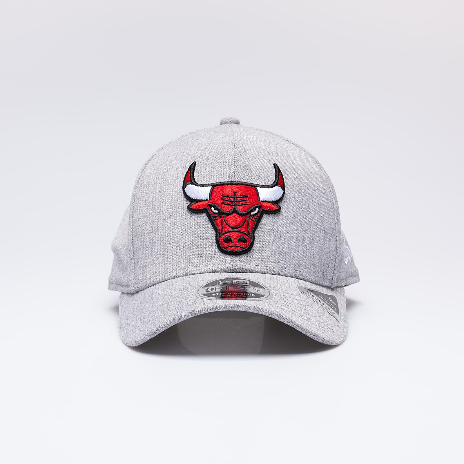 New Era 9Fifty NBA Heather Base Chicago Bulls Cap