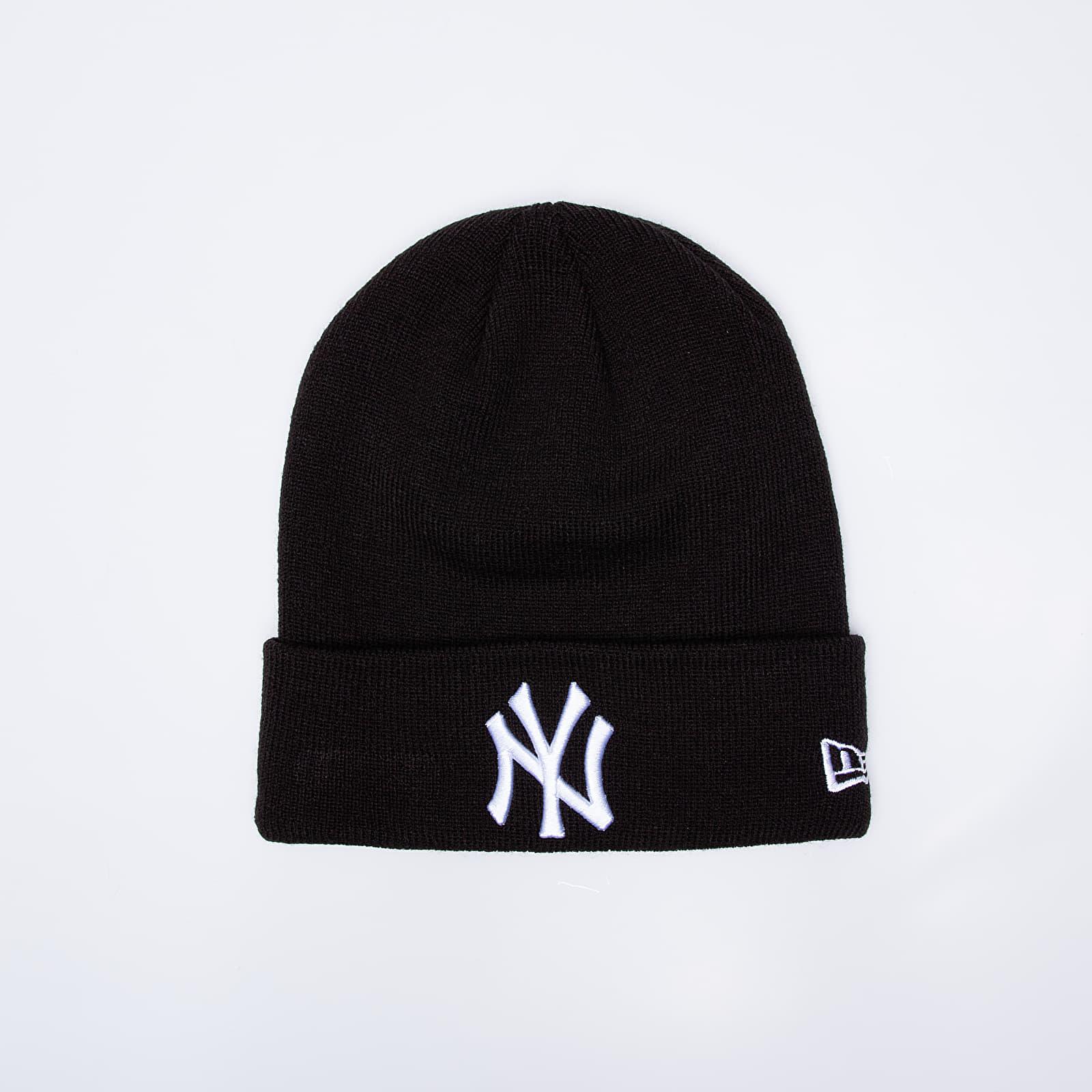 New Era MLB Essential Cuff New York Yankees Beanie