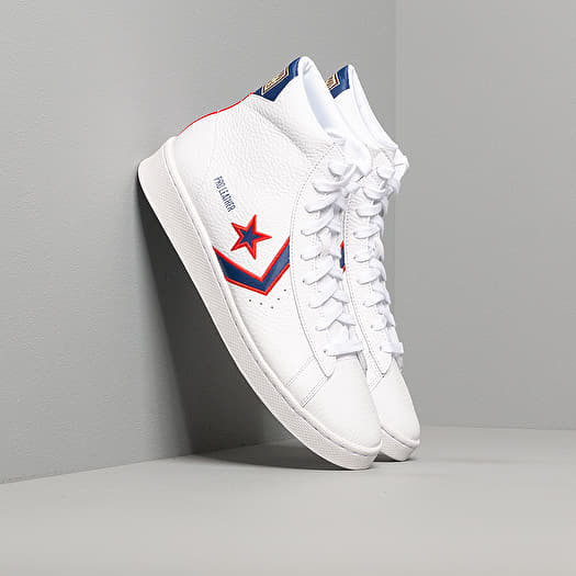 Converse Pro Leather Gold Standard WhiteRed
