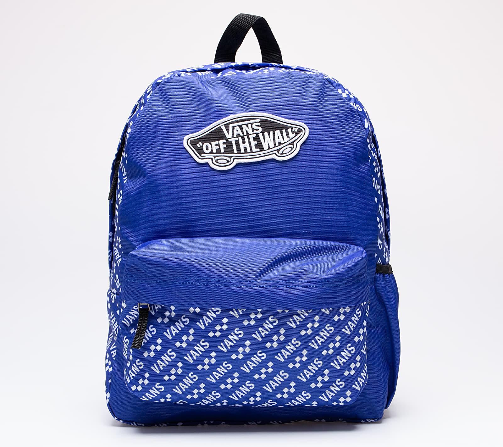 Vans Street Sport Realm Backpack Royal Blue/ Bran 22 litrov