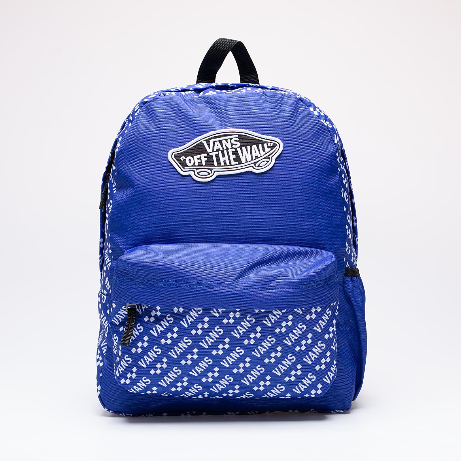 Rucksäcke Vans Street Sport Realm Backpack Royal Blue/ Bran