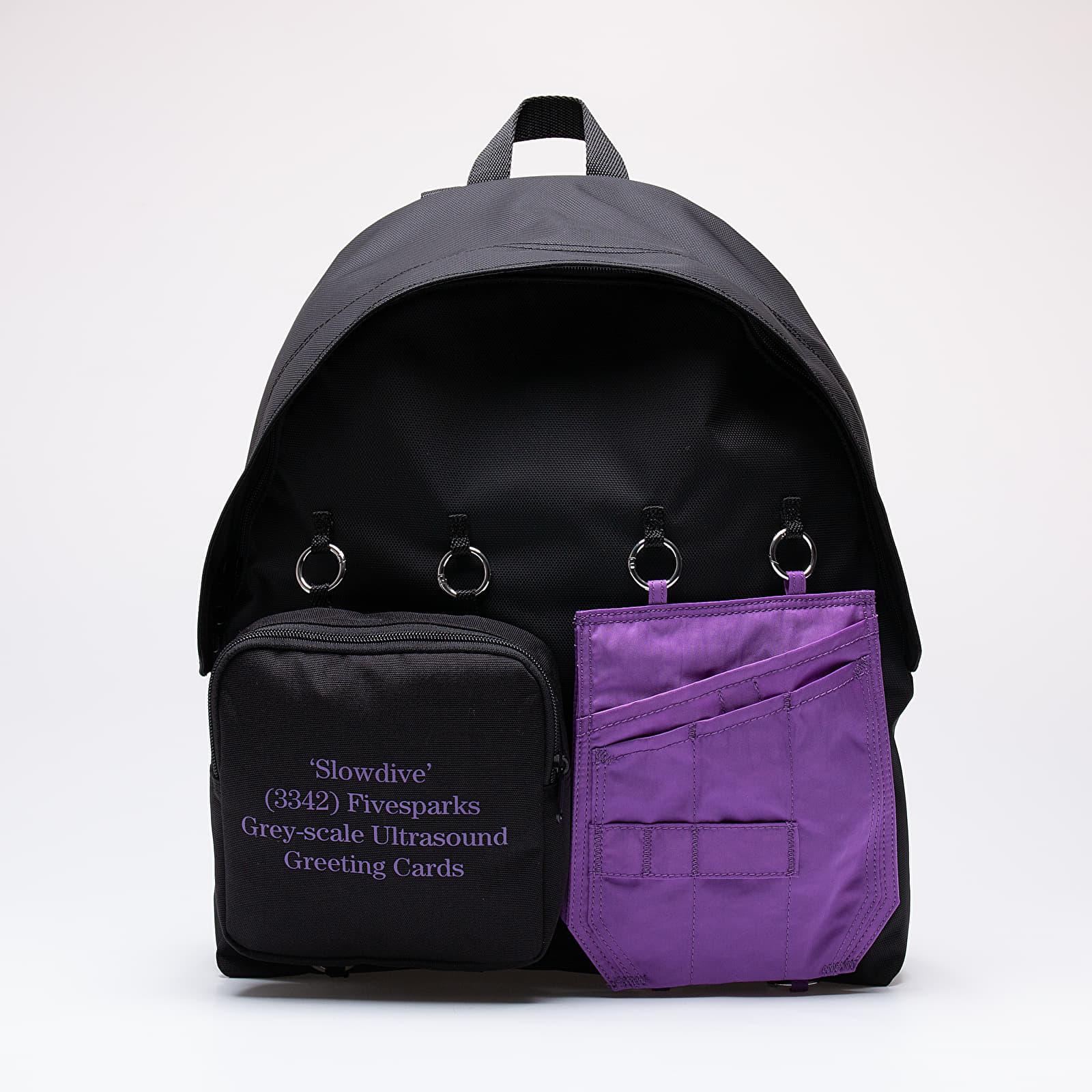 Batohy a tašky Eastpak x Raf Simons Padded Doubl'r Raf Simons Purple Quote