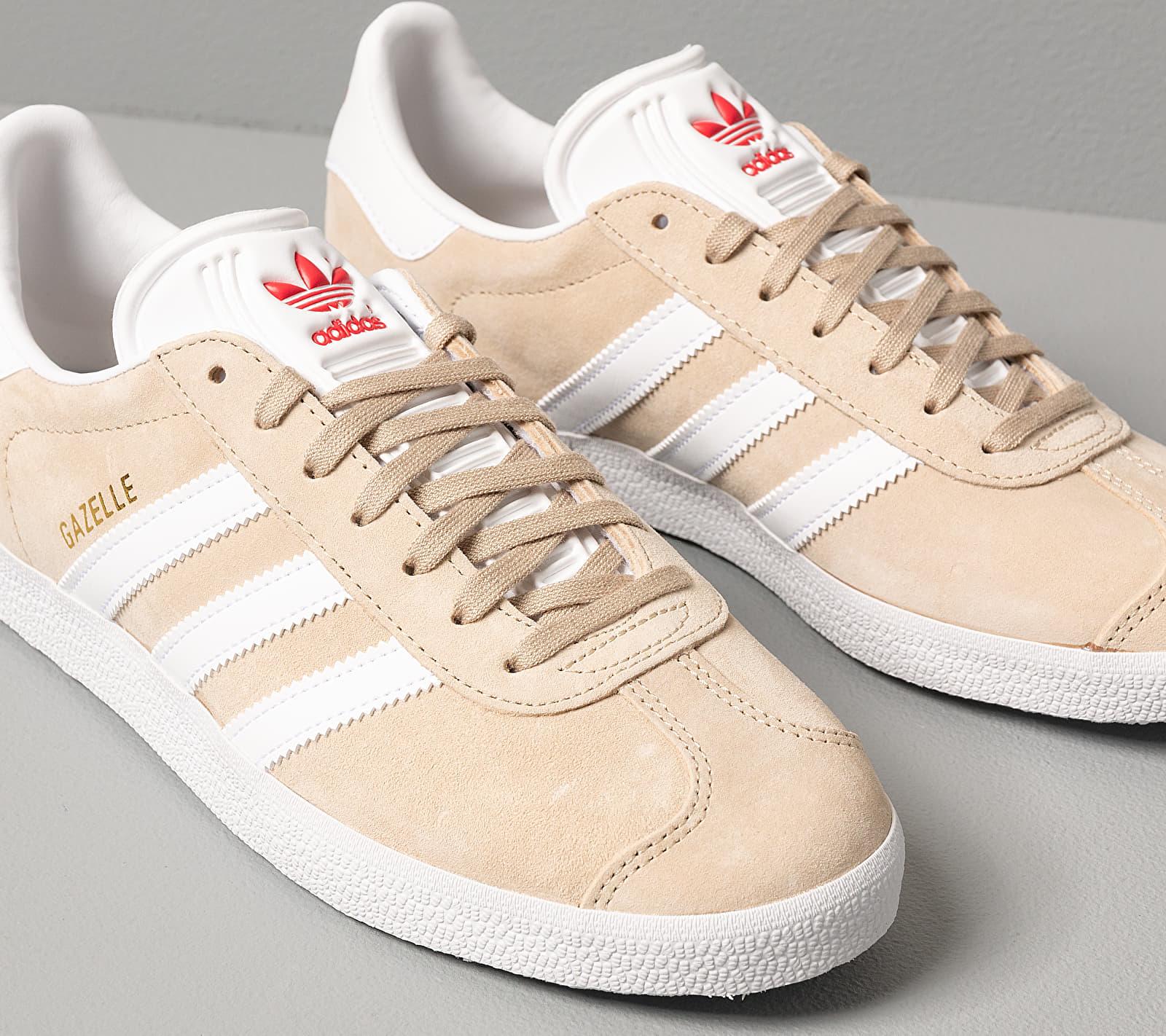 adidas Gazelle W Savanna/ Ftw White/ Glow Red EUR 36