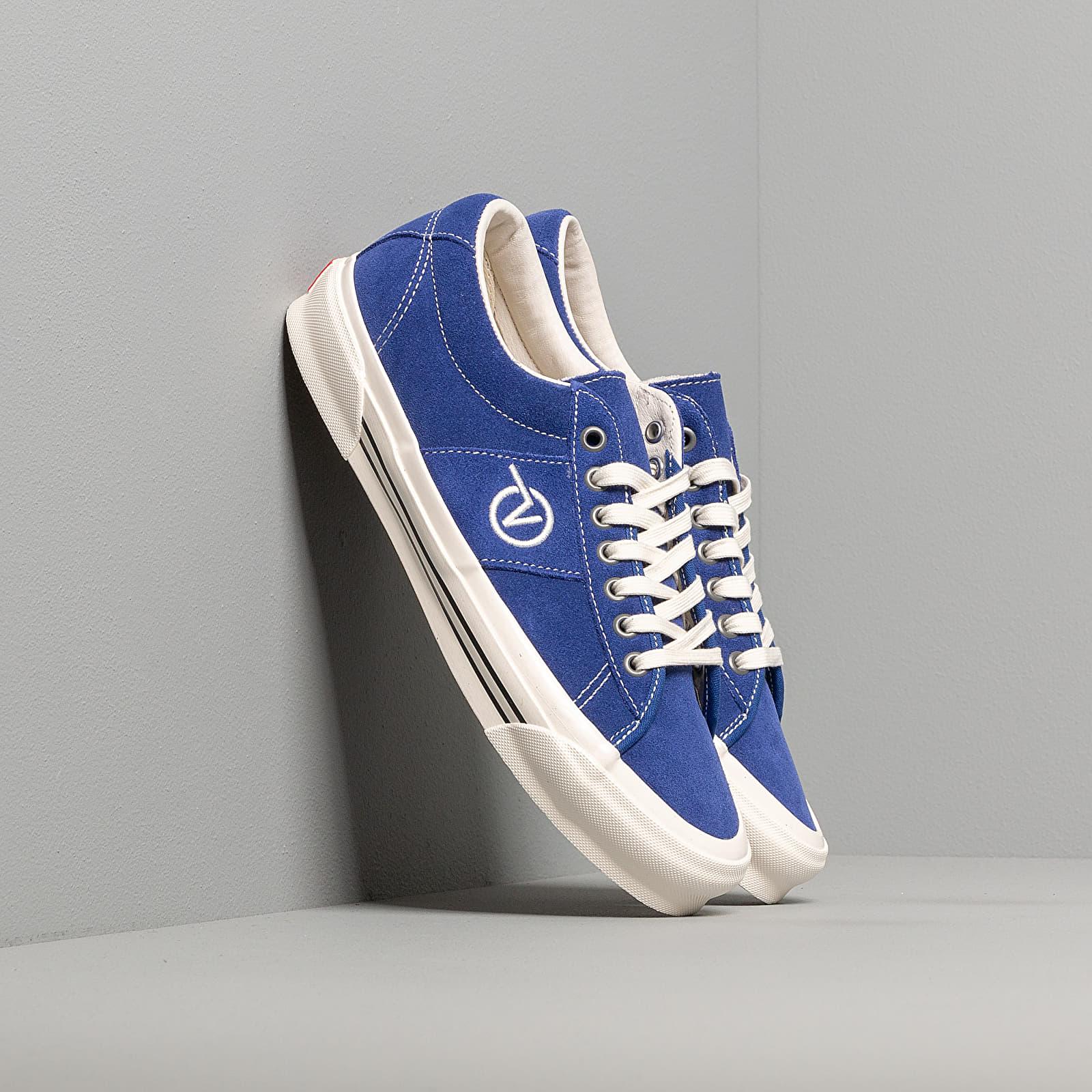 Men's shoes Vans OG Sid LX (OG) Sodalite Blue/ Marshmallow