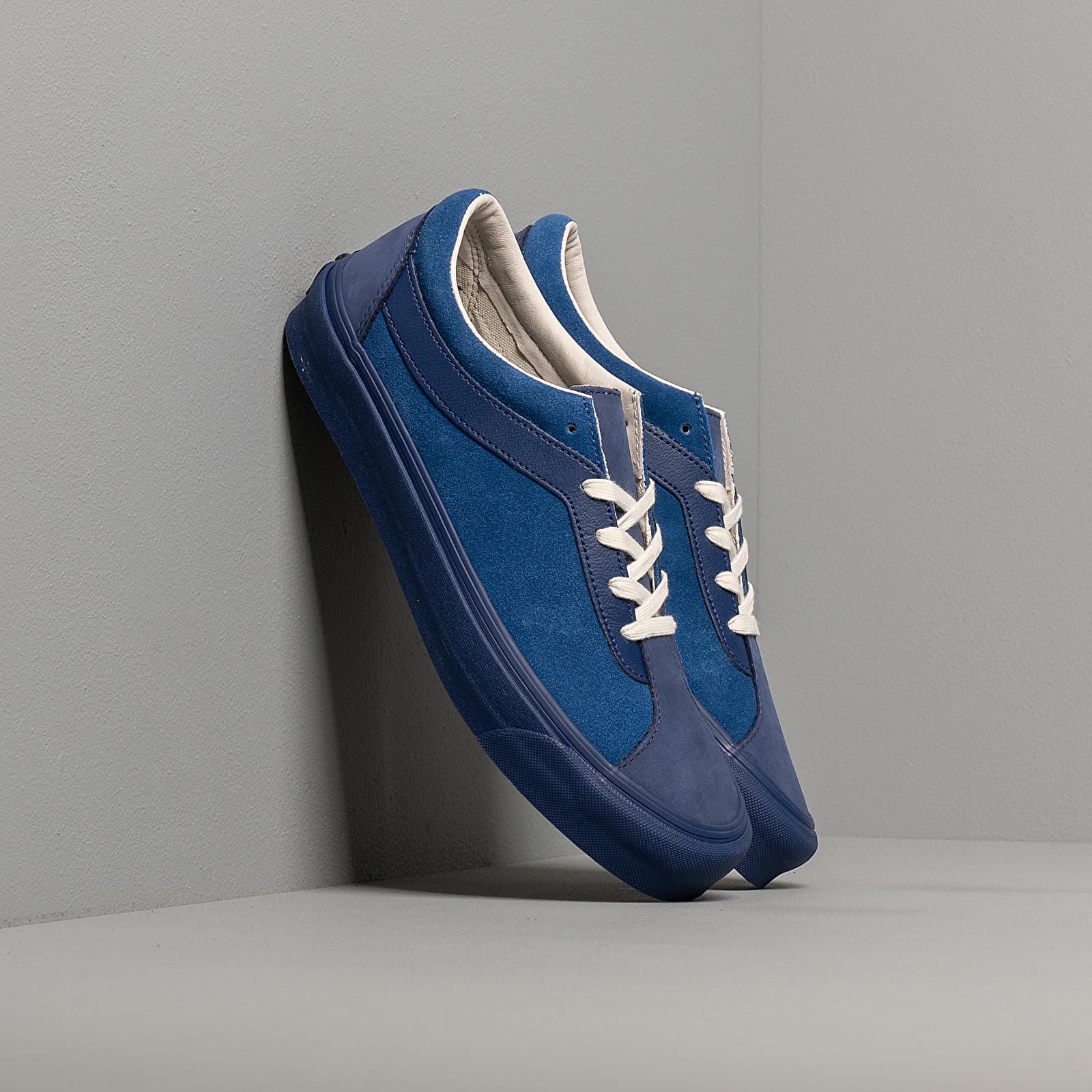 Männer Vans Bold Ni LX (Nubuck/ Suede) Blue