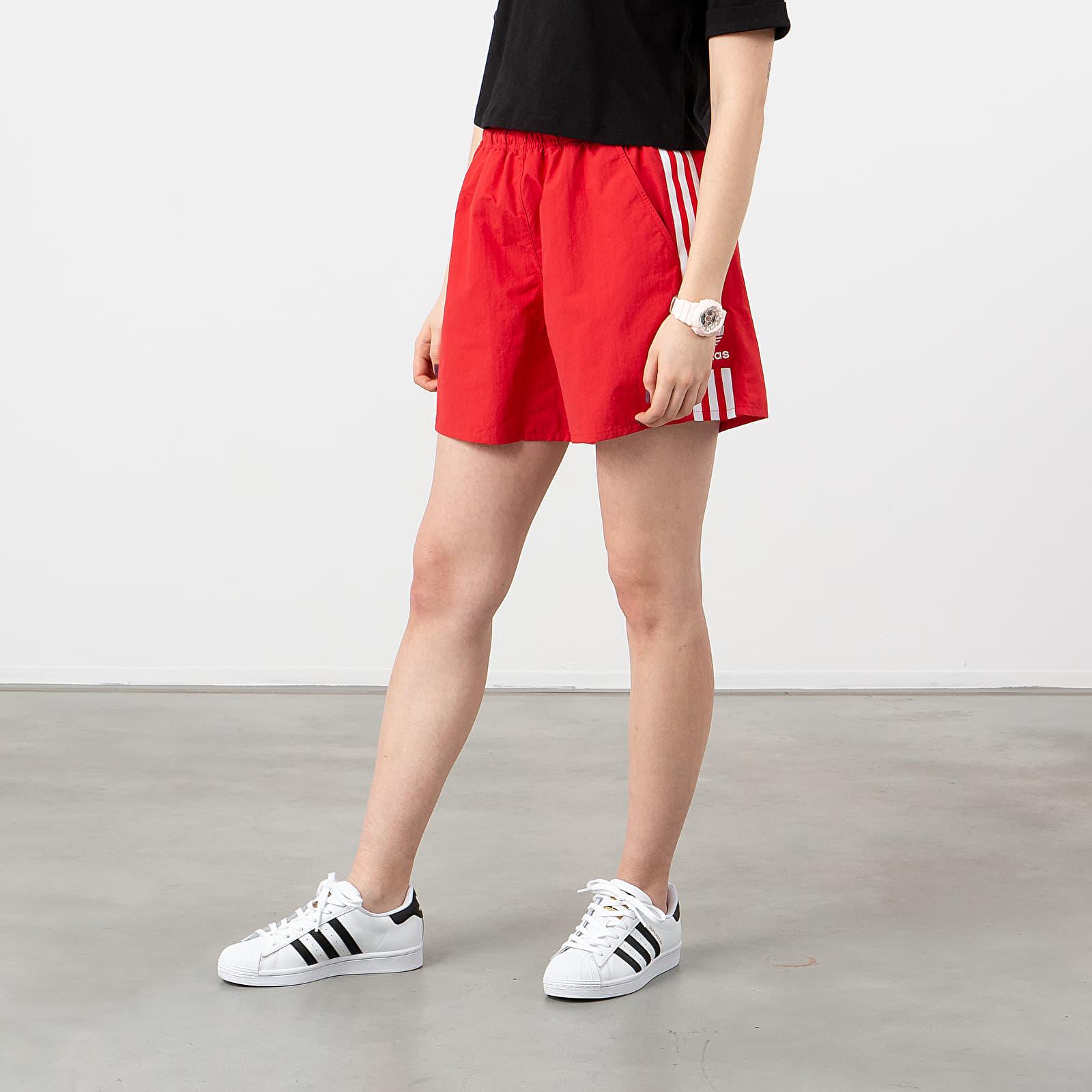 Kratke hlače adidas Shorts Lush Red/ White