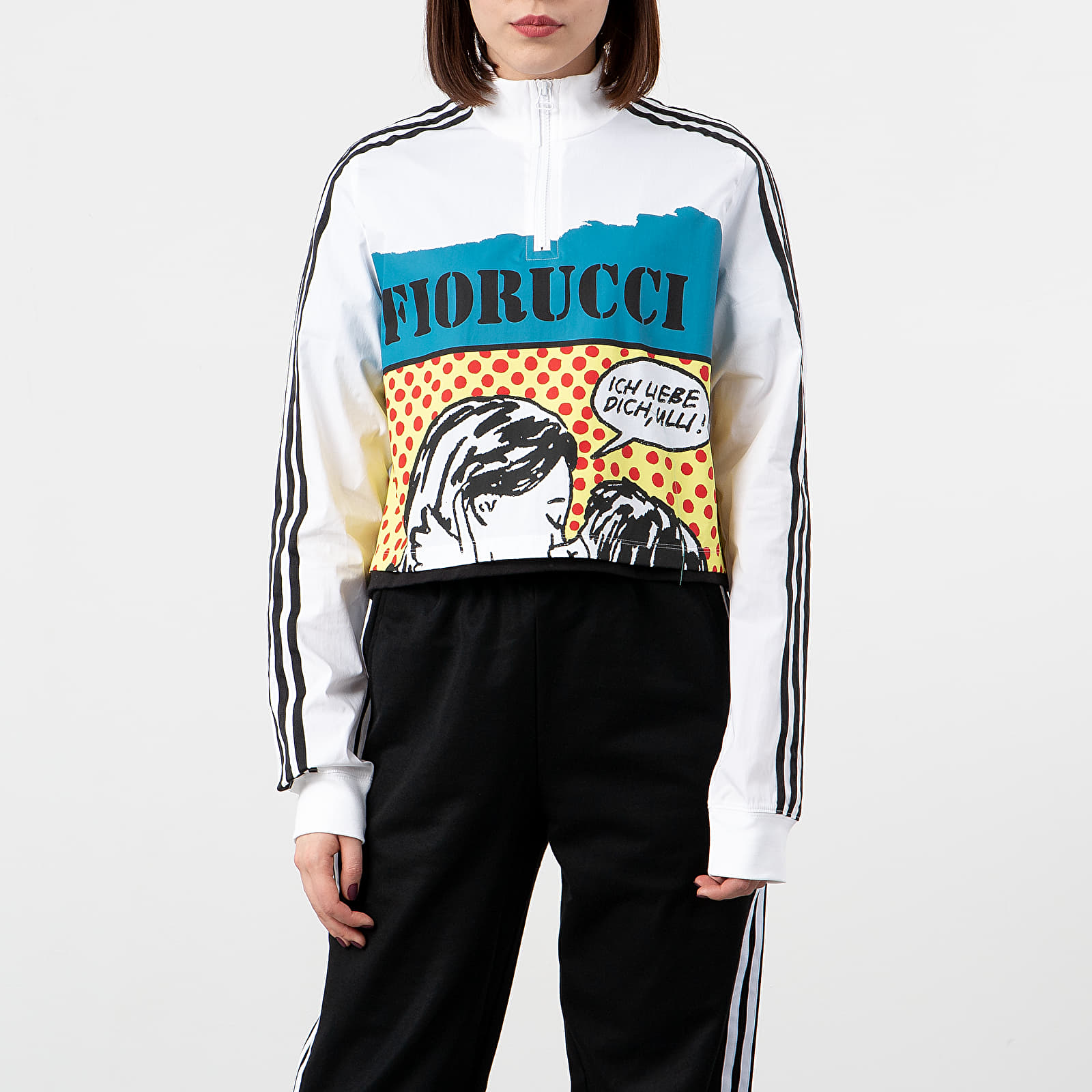 adidas by Fiorucci Graphic Longsleeve Tee