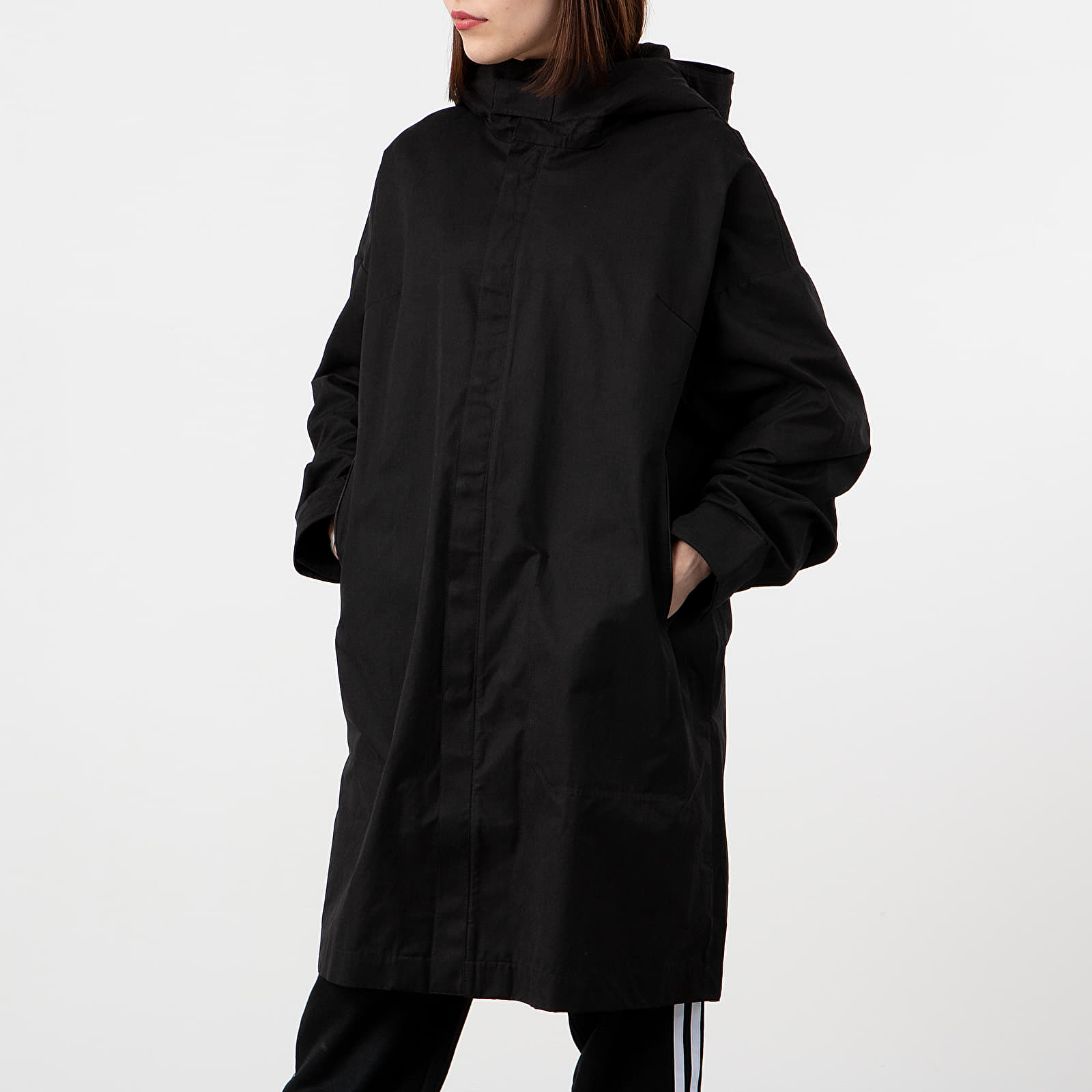 Jacken Y-3 CL Parka Black