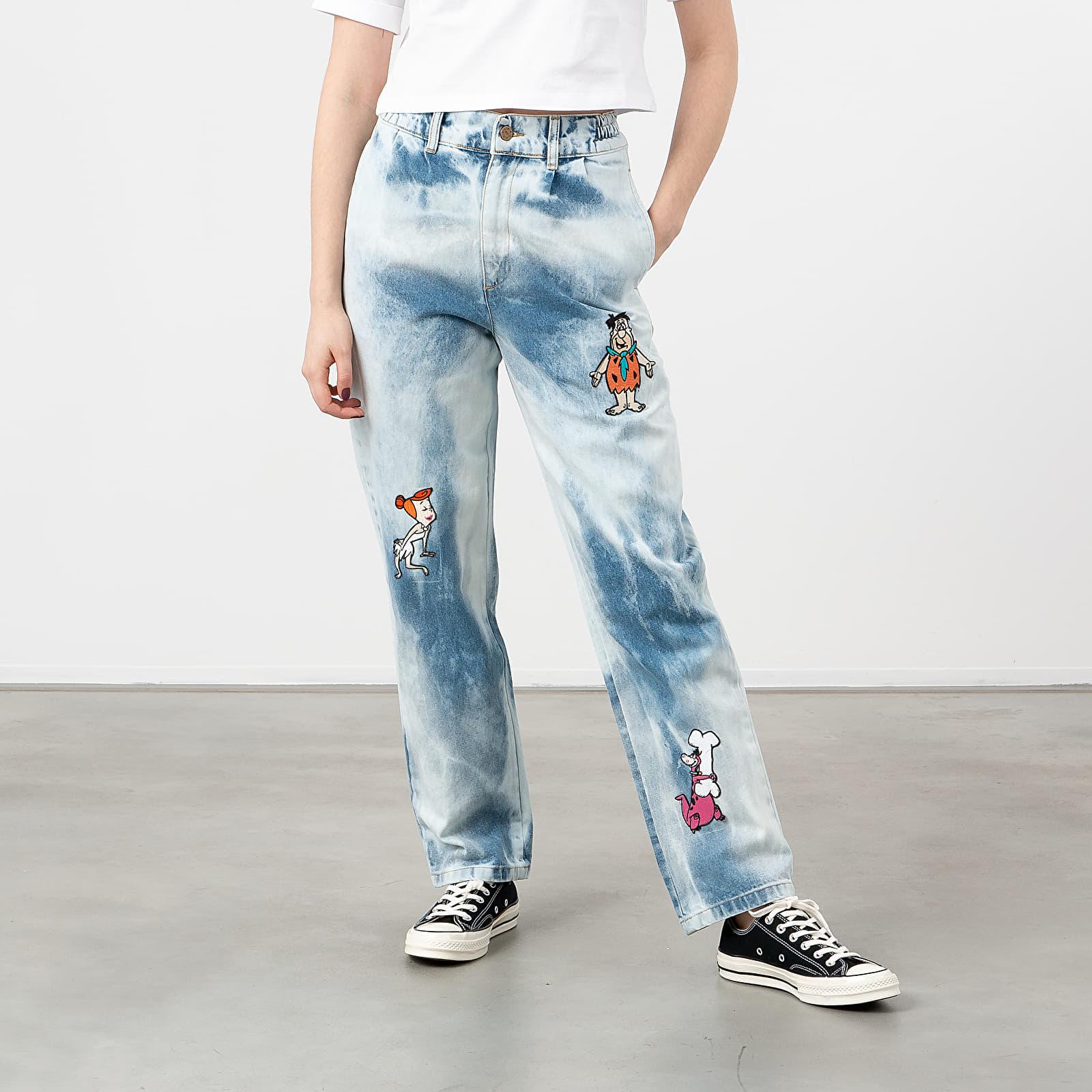 Lazy OAF x The Flinstones Bedrock Jeans