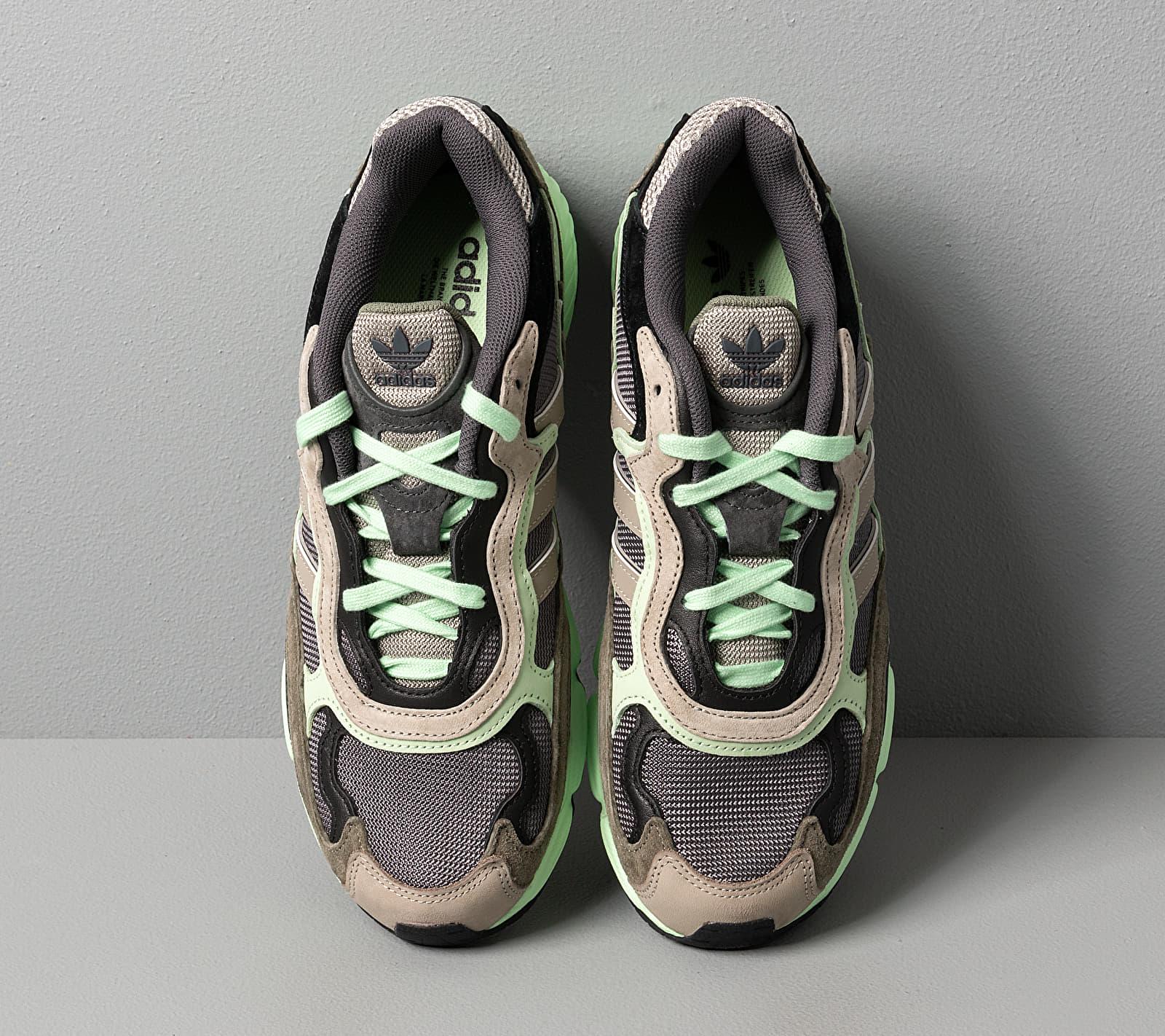 adidas Temper Run Grey Six/ Fear Grey/ Core Black, Gray