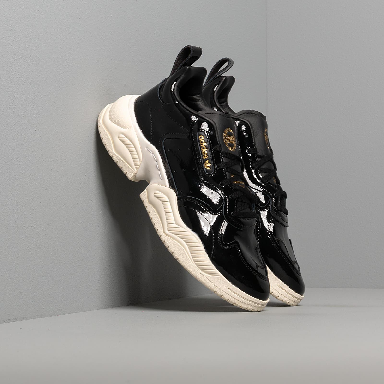 Chaussures et baskets femme adidas Supercourt RX W Core Black/ Core Black/ Off White