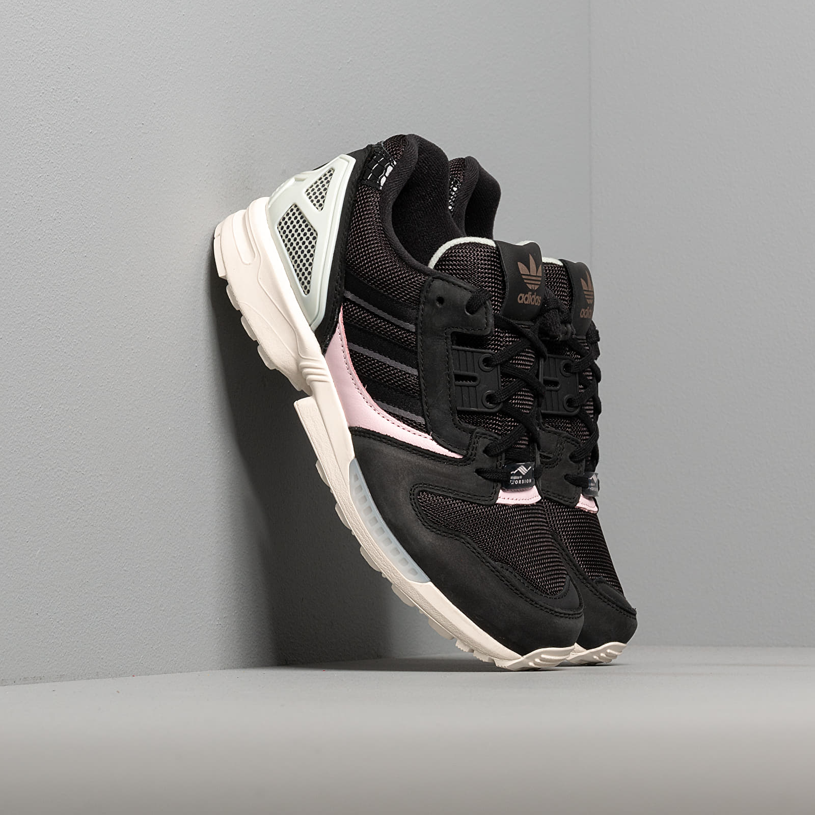 Women's shoes adidas ZX 8000 W Core Black/ Core Black/ Clear Pink