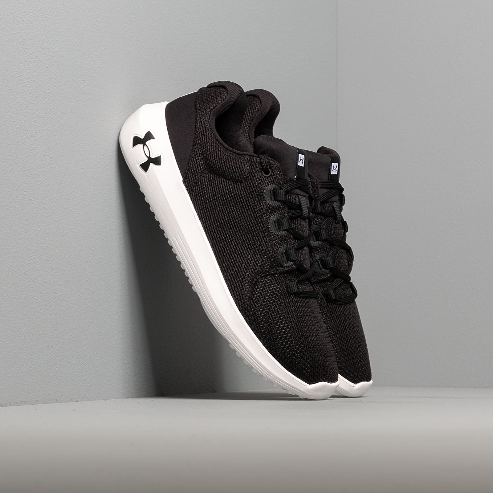 Muške tenisice Under Armour Ripple 2.0 Black/ White/ Black