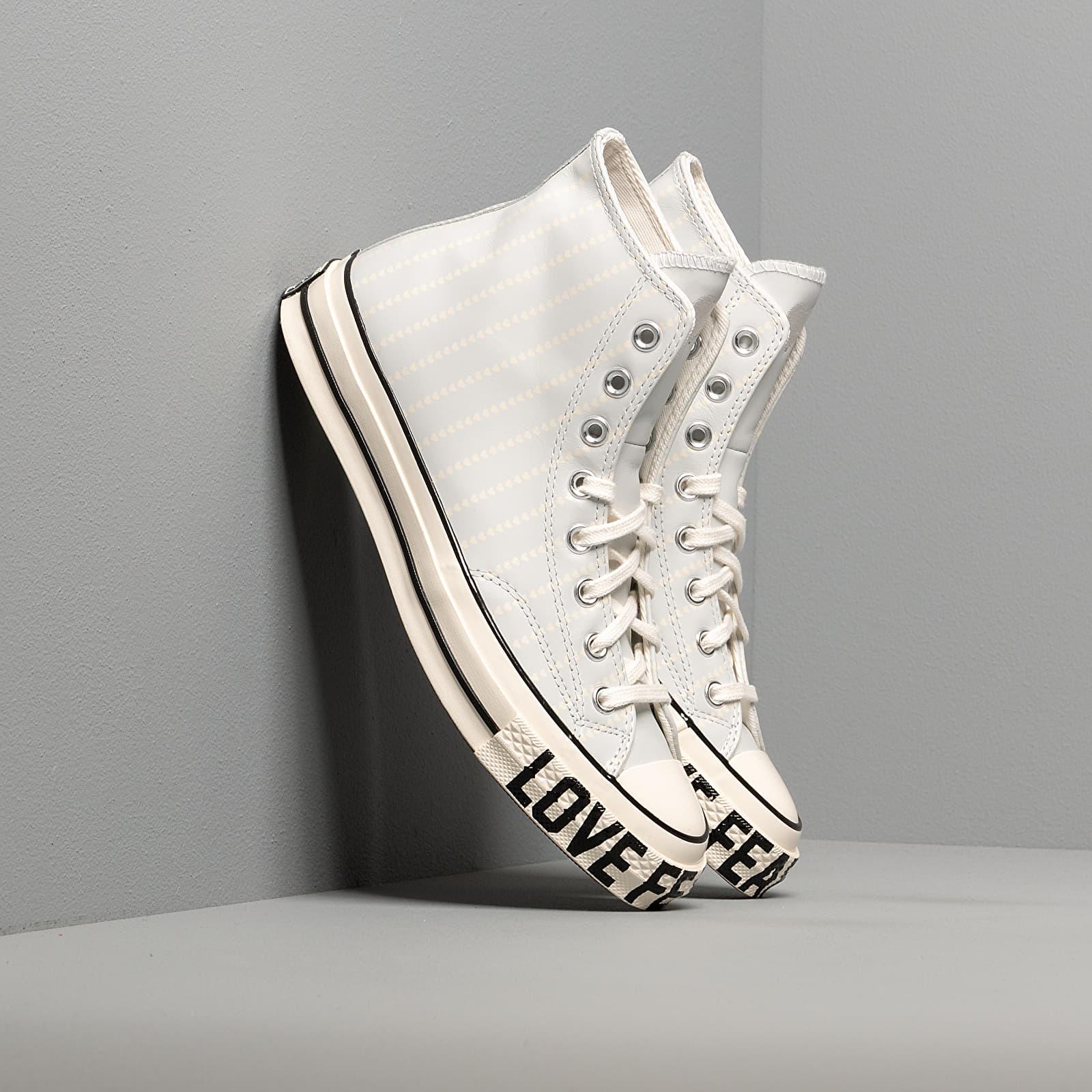 Dámske topánky a tenisky Converse Chuck 70 Grey/ Gum