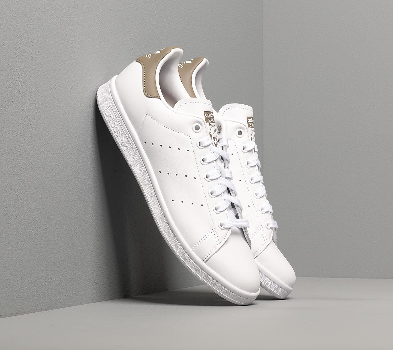 adidas Stan Smith Ftw White/ Trace Cargo/ Ftw White EUR 42 2/3