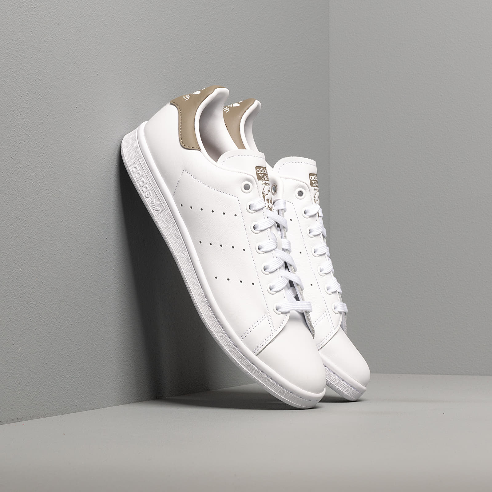Men's shoes adidas Stan Smith Ftw White/ Trace Cargo/ Ftw White