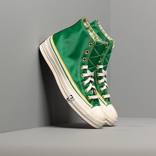 shoes Converse Chuck 70 Green/ Yellow