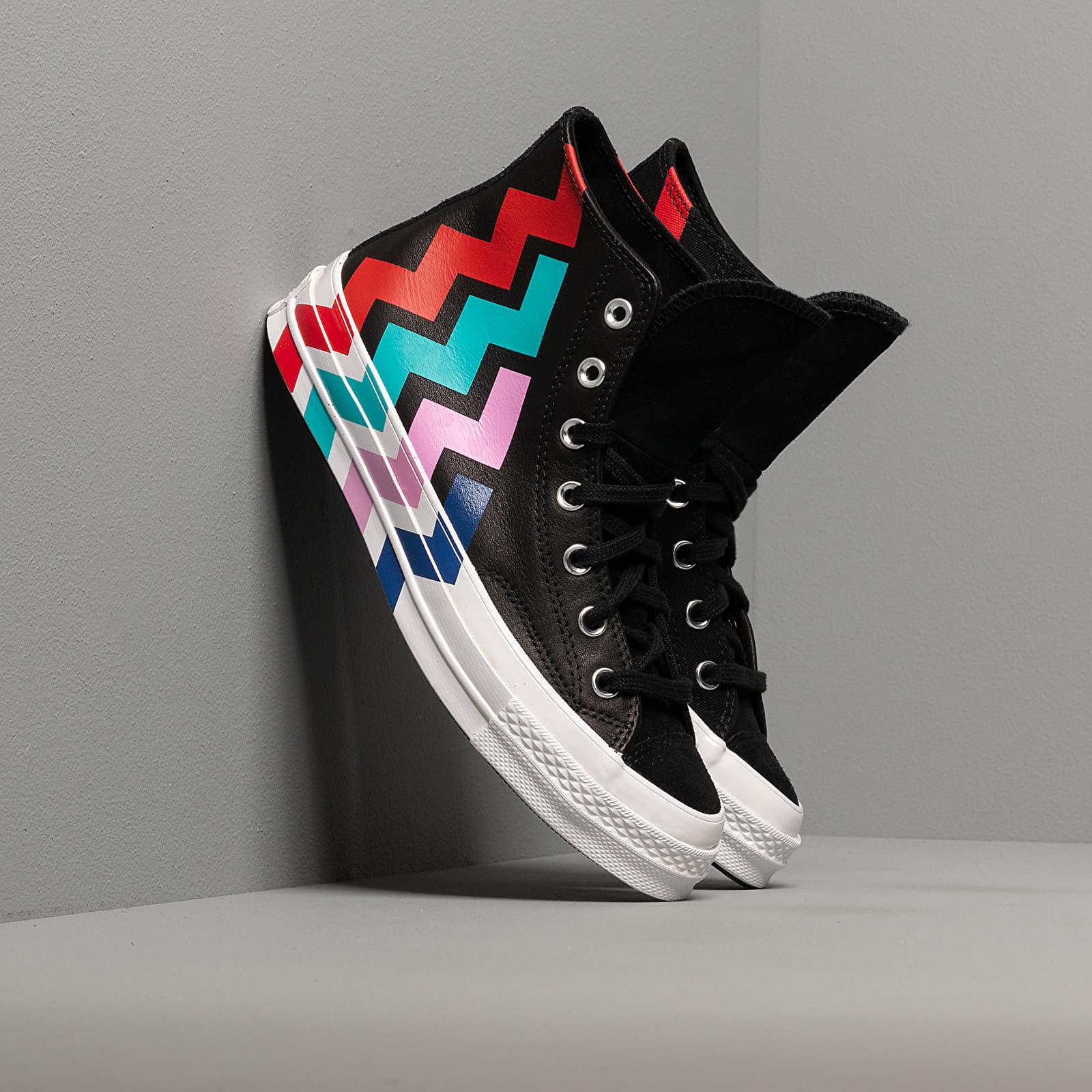 Dámske topánky a tenisky Converse Chuck 70 Black